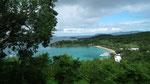 Blick auf eine Bucht in der Nähe von St. John