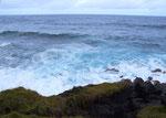 Die etwas rauhere Westküste bietet wunderschöne «Wasserspiele»