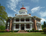 In Natchez besuchen wir die «Longwood Plantation» – das grösste Achteckhaus der USA.
