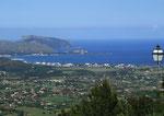 Wunderschöner Blick vom Puig de Maria