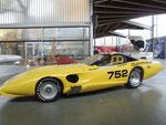 oder Strasburg-Corvette mit Raketenantrieb