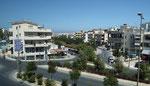 Wirtschaftskrise sichtbar: Viele Häuser sind unfertig oder unbewohnt