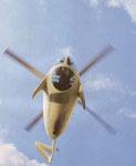 1970 Design-Helicopter für einen japanischen Hersteller