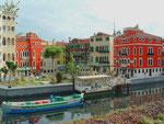 Haltestelle am Canale Grande