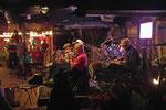 Schmissige Klänge einer Old Dixieland Jazzband