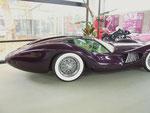 Stilstudie eines 1930 Packard in modernisiertem Bio-Design für einen Saudi-Millionär