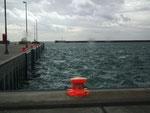 Auf Helgoland sind Wetteränderungen jederzeit möglich