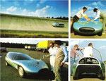 1981 Colani CITROËN 2CV - Weltrekord für Minimalen Verbrauch