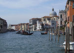Der Canale Grande etwas abseits des grossen «Verkehrs»