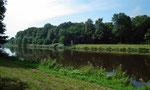 Der Dortmund-Ems-Kanal ist sowohl schöner Wanderweg,