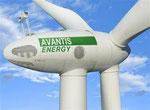 2012 Colani Avantis-Windenergieanlage