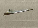 1964 Sketch für ein Überschall-Jet (Rumpfflügler)