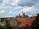 Blick über die Dächer . . .