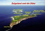 Die Nebeninsel «Düne» (mit Flughafen!) gehört ebenfalls zu Helgoland