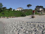 Der kleine Strand von Mal Pas