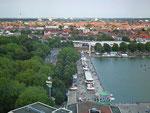 Das Maschsee-Fest bringt viele Attraktionen an die Uferpromenaden