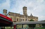 Die Leibniz Universität Hannover im ehemaligen Hannoveraner Welfenschloss