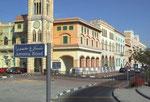 Diese Aussenfassade zeigt nicht einen römischen Palazzo . . .