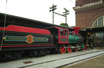 Der alte Chattanooga Choo Choo Train
