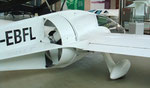 . . . für optimierte Flugeigenschaften und reduzierten Lärm. Gebaut in Leichtbauweise.