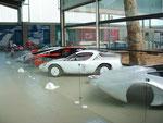 Blick in die Nancy-Halle in Karlsruhe . . .