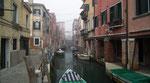 . . . und Blick auf den Kanal