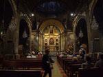 . . . und ein Blick in die Klosterkapelle