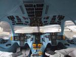 1992 Kompletter Cockpit-Entwurf für einen AIRBUS