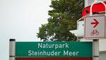 Das Steinhuder Meer ist als Naturpark geschützt