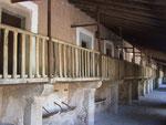 Die «Einzelzimmer» der Mönche vom Kloster von Lluc . . .