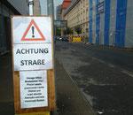 Ausländerfreundlich und mehrsprachig: Das ist eine Strasse !