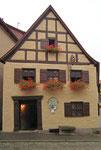 Das Häuschen von 1270 beherbergte über Jahrhunderte verschiedene Handwerker