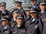 Polizei-Uniformen