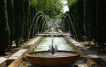Wasserspiel in Palmas Innenstadt
