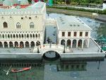 Seufzer-Brücke in Venedig