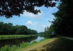 wie auch wunderschöner Radweg vom Münsterland ins Emsland