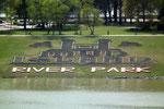 Memphis hat aber auch eine schöne Attraktion: Der Mud Island River Park