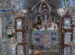 Eine hübsche Kapelle, die von einem französischen Benediktiner-Mönch