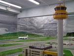 Die Boeing 747 Cargo ist am starten . . .