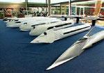 Aerodynamik-Studien für Schienenfahrzeuge