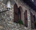 . . . und stilvollen Fenstern