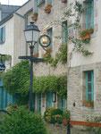 Das hübsche Hafenstädtchen La Roche-Bernard