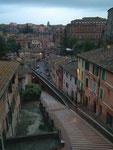 Die berühmten «endlosen» Treppen von Perugia