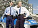 Polizei-Uniformen u.a. für die Polizei Hamburg