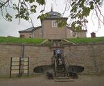 Heute ist in der Festung ein kleines Museum eingerichtet