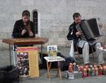 Keine «Einheimischen»; spielen aber wunderschön italienische Klassik