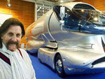 Aerodynamisch-optimierter Tanklastzug . . .