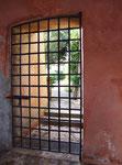 Leider war der Zugang in die Burg verwehrt und nur ein Fotoblick gestattet