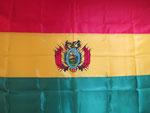 Bolivianische Flagge