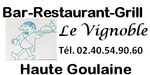Restaurant le Vignoble